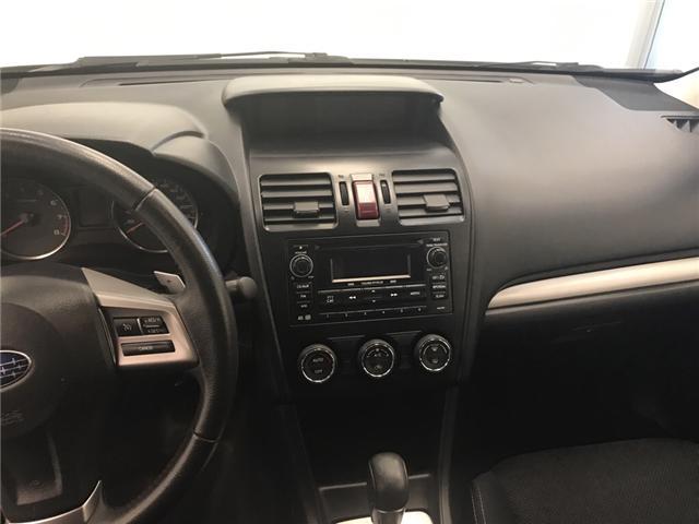 2014 Subaru XV Crosstrek Sport Package (Stk: 161335) in Lethbridge - Image 17 of 26