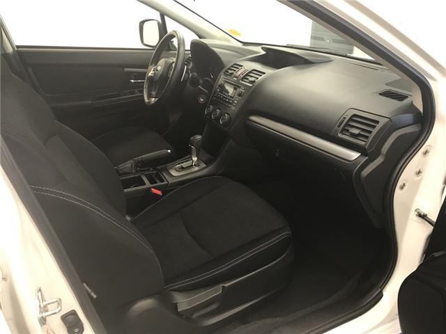 2014 Subaru XV Crosstrek Sport Package (Stk: 161335) in Lethbridge - Image 21 of 26