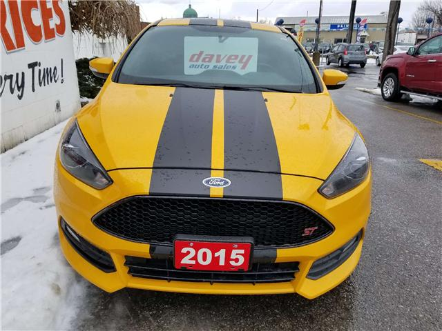 2015 Ford Focus ST Base (Stk: 18-750T) in Oshawa - Image 2 of 18