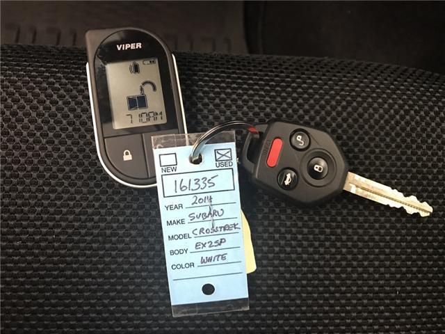 2014 Subaru XV Crosstrek Sport Package (Stk: 161335) in Lethbridge - Image 26 of 26