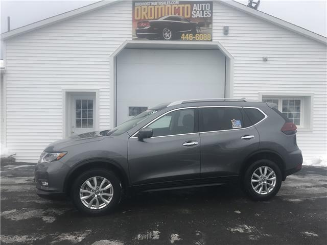 2019 Nissan Rogue SV (Stk: 262) in Oromocto - Image 1 of 14