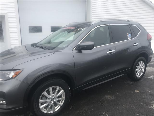 2019 Nissan Rogue SV (Stk: 262) in Oromocto - Image 2 of 14