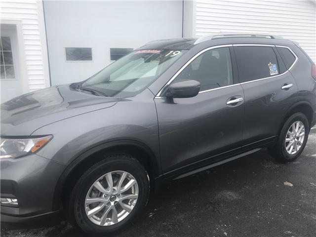 2019 Nissan Rogue SV (Stk: 262) in Oromocto - Image 3 of 14