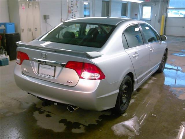 2011 Honda Civic Si (Stk: 1902061) in Waterloo - Image 2 of 3