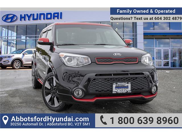 2016 Kia Soul SX Luxury (Stk: KK266854A) in Abbotsford - Image 1 of 26