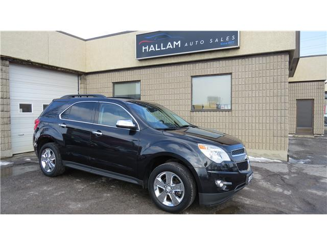 2015 Chevrolet Equinox 2LT (Stk: ) in Kingston - Image 1 of 16