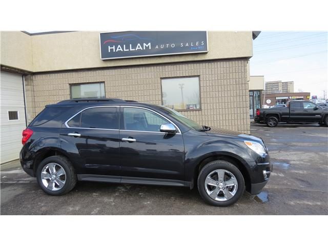 2015 Chevrolet Equinox 2LT (Stk: ) in Kingston - Image 2 of 16