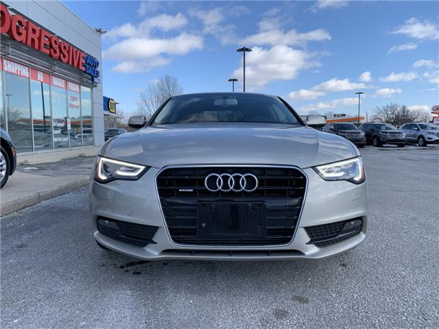 2013 Audi A5 2.0T (Stk: DA074757) in Sarnia - Image 2 of 12