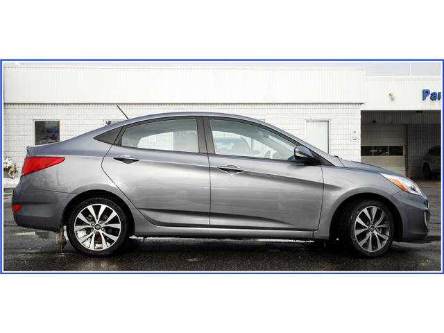 2017 Hyundai Accent GLS (Stk: 57812) in Kitchener - Image 2 of 11