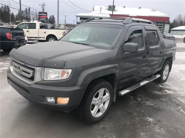 2011 Honda Ridgeline EX-L (Stk: 1902067) in Waterloo - Image 1 of 2