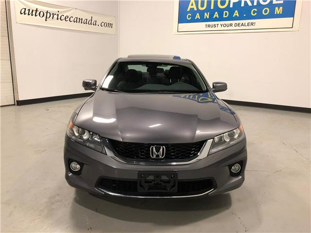 2015 Honda Accord EX-L-NAVI (Stk: F0111) in Mississauga - Image 2 of 27