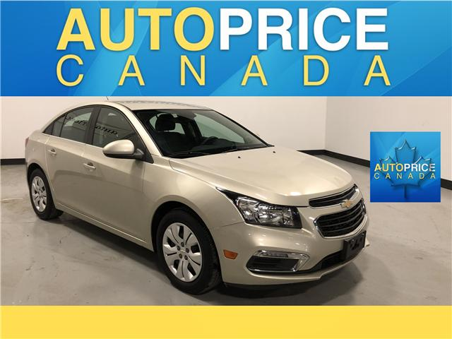 2015 Chevrolet Cruze 1LT (Stk: F9802A) in Mississauga - Image 1 of 25