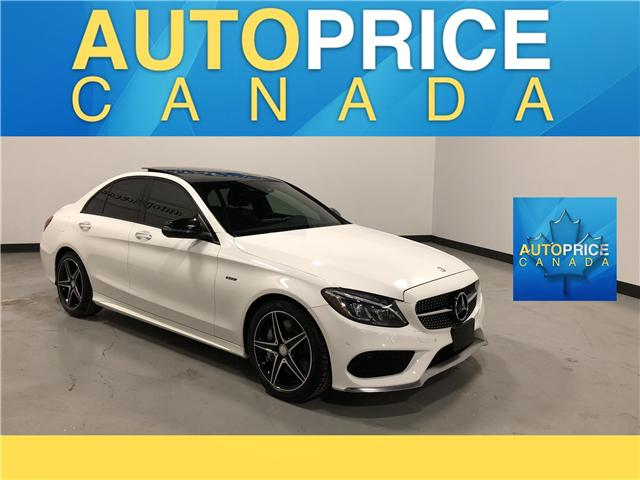 2016 Mercedes-Benz C-Class Base (Stk: W0092) in Mississauga - Image 1 of 29