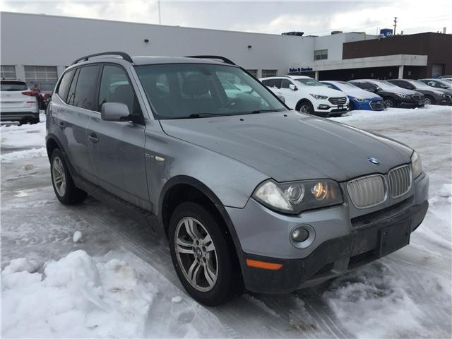 2008 BMW X3 3.0si (Stk: 28391A) in East York - Image 1 of 14