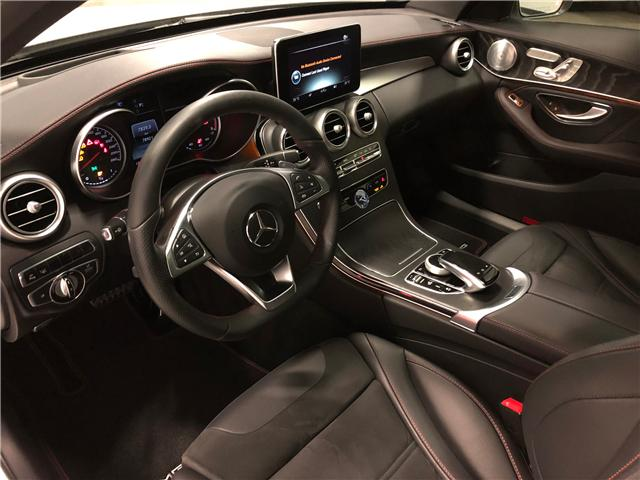 2016 Mercedes-Benz C-Class Base (Stk: W0092) in Mississauga - Image 8 of 29