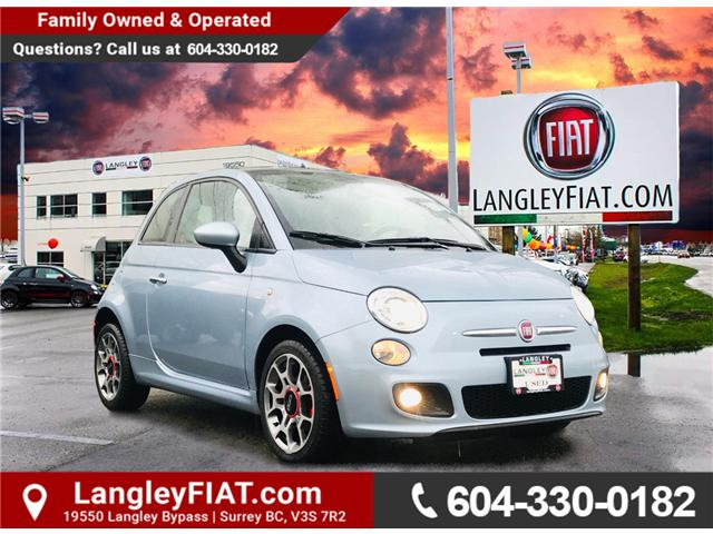 2013 Fiat 500 Sport (Stk: LF009290) in Surrey - Image 1 of 29
