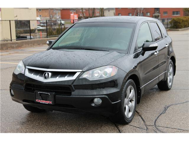 2009 Acura RDX Base (Stk: 1812605) in Waterloo - Image 1 of 25