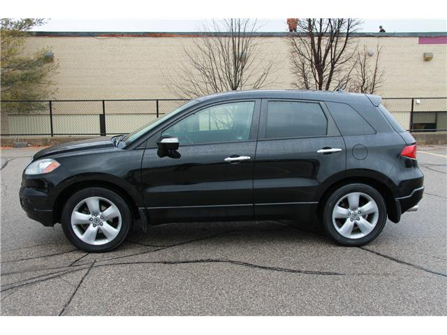 2009 Acura RDX Base (Stk: 1812605) in Waterloo - Image 2 of 25