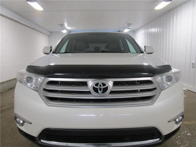2013 Toyota Highlander V6 Limited (Stk: 127100) in Regina - Image 2 of 25