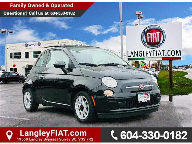 2013 Fiat 500 Pop (Stk: LF009390A) in Surrey - Image 1 of 26