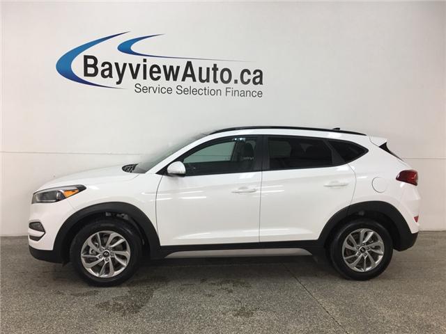 2018 Hyundai Tucson Premium 2.0L (Stk: 34428R) in Belleville - Image 1 of 27