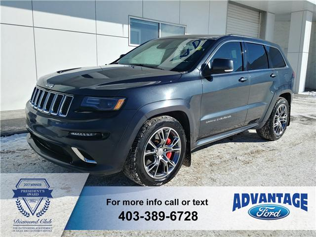 2014 Jeep Grand Cherokee SRT (Stk: 5413A) in Calgary - Image 1 of 18