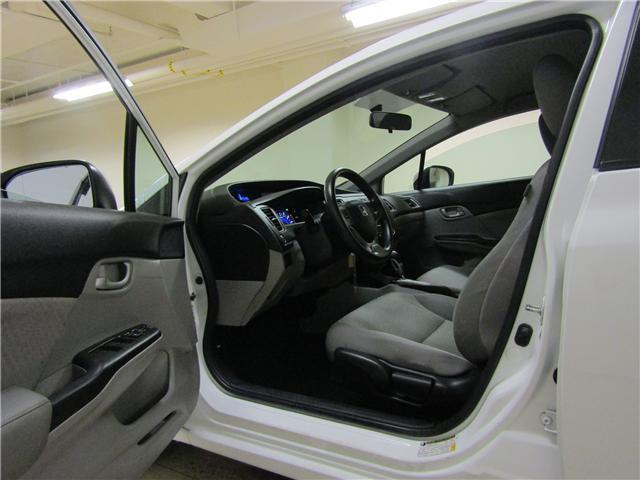 2014 Honda Civic LX (Stk: I19322A) in Toronto - Image 9 of 33