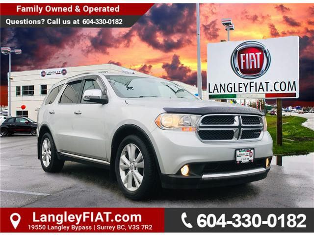 2012 Dodge Durango Crew Plus (Stk: LF008840A) in Surrey - Image 1 of 30