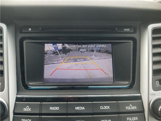2018 Hyundai Tucson  (Stk: U194039) in Calgary - Image 12 of 25
