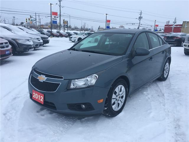 2012 Chevrolet Cruze LT Turbo (Stk: 19020-1) in Sudbury - Image 2 of 4