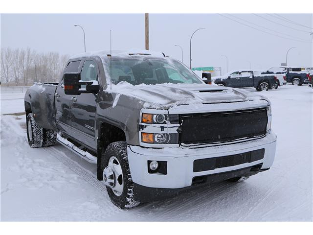 2017 Chevrolet Silverado 3500HD LT (Stk: 171898) in Medicine Hat - Image 1 of 26