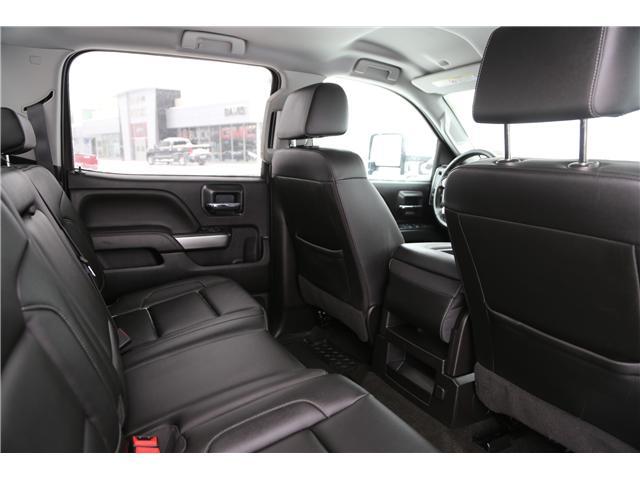 2017 Chevrolet Silverado 3500HD LT (Stk: 171898) in Medicine Hat - Image 23 of 26