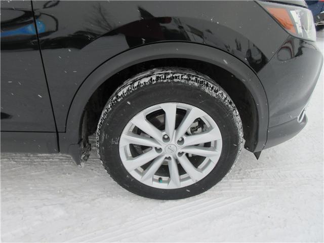 2018 Nissan Qashqai SV (Stk: 8437) in Okotoks - Image 20 of 24