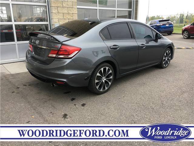 2013 Honda Civic Si (Stk: 17160) in Calgary - Image 3 of 20