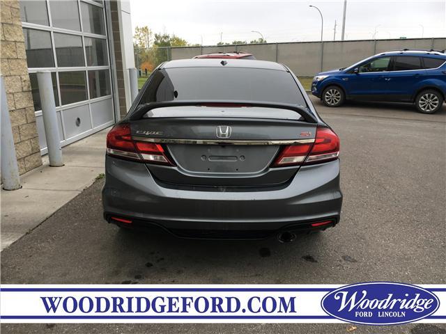 2013 Honda Civic Si (Stk: 17160) in Calgary - Image 6 of 20