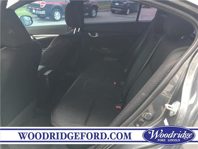 2013 Honda Civic Si (Stk: 17160) in Calgary - Image 9 of 20