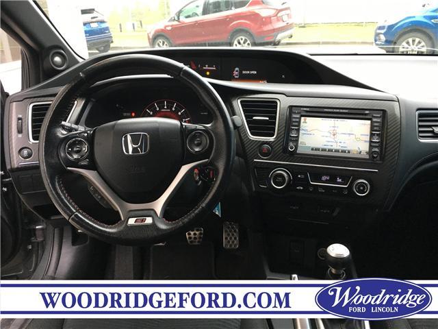 2013 Honda Civic Si (Stk: 17160) in Calgary - Image 10 of 20