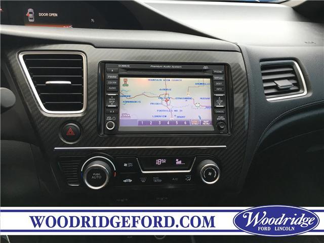 2013 Honda Civic Si (Stk: 17160) in Calgary - Image 12 of 20