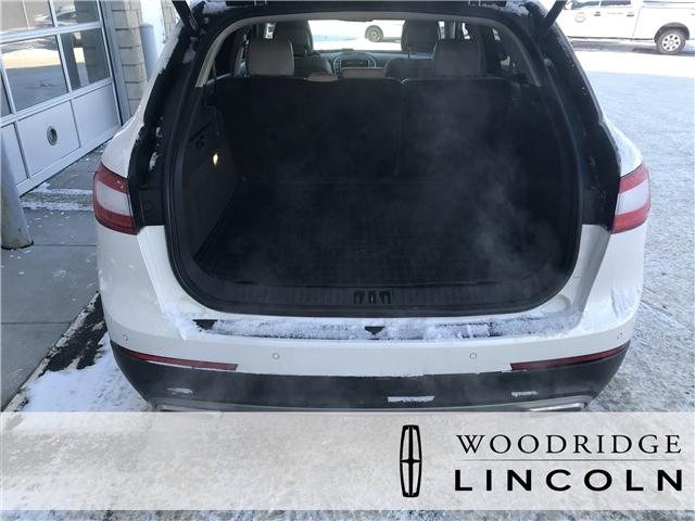 2016 Lincoln MKX Reserve (Stk: 17152) in Calgary - Image 7 of 20