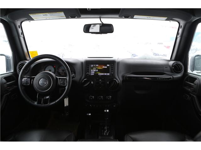 2017 Jeep Wrangler Unlimited Sahara (Stk: 169464) in Medicine Hat - Image 2 of 24