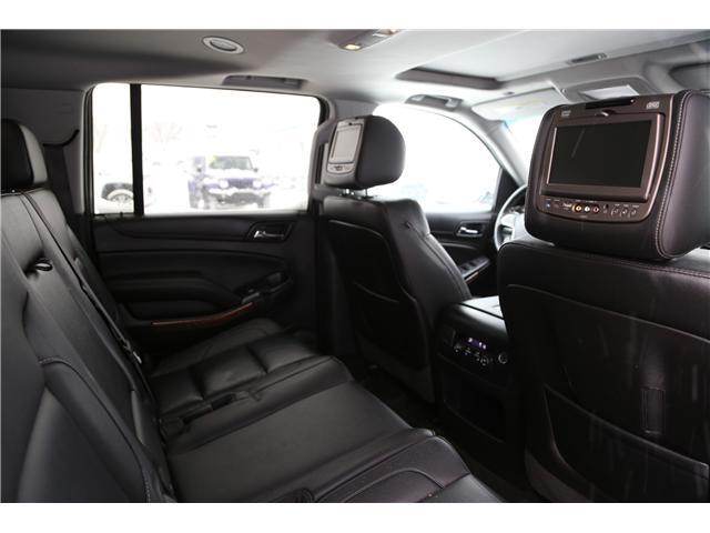 2016 Chevrolet Suburban LTZ (Stk: 169545) in Medicine Hat - Image 25 of 29