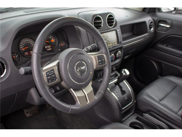2016 Jeep Patriot Sport/North (Stk: J493403A) in Surrey - Image 9 of 23