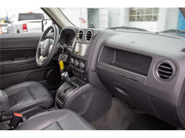 2016 Jeep Patriot Sport/North (Stk: J493403A) in Surrey - Image 14 of 23