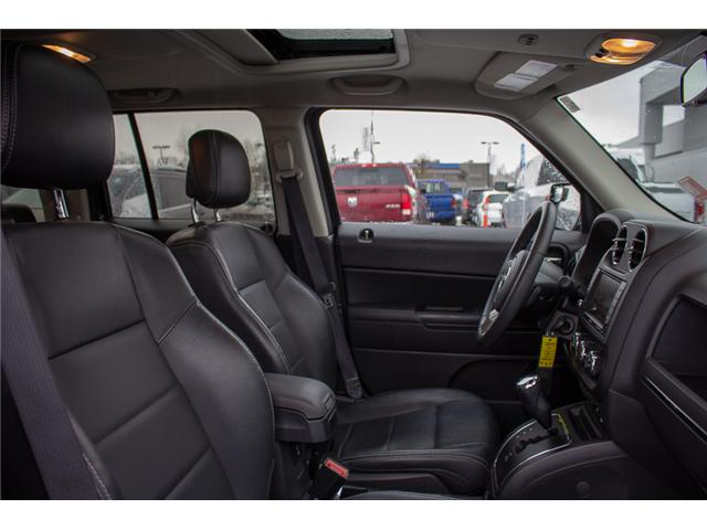 2016 Jeep Patriot Sport/North (Stk: J493403A) in Surrey - Image 15 of 23