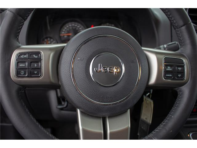 2016 Jeep Patriot Sport/North (Stk: J493403A) in Surrey - Image 16 of 23