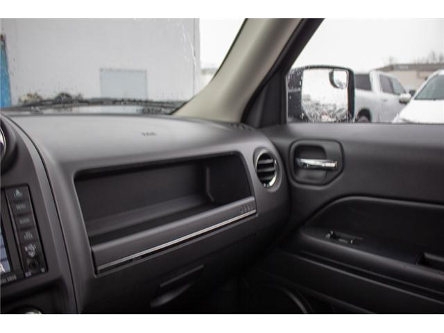 2016 Jeep Patriot Sport/North (Stk: J493403A) in Surrey - Image 22 of 23