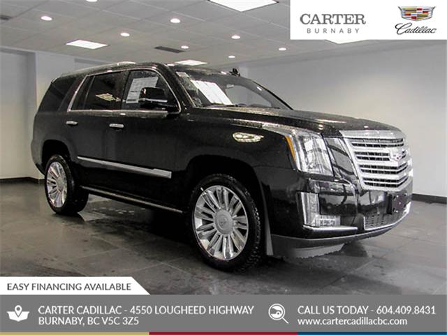 2019 Cadillac Escalade Platinum (Stk: C9-03420) in Burnaby - Image 1 of 24