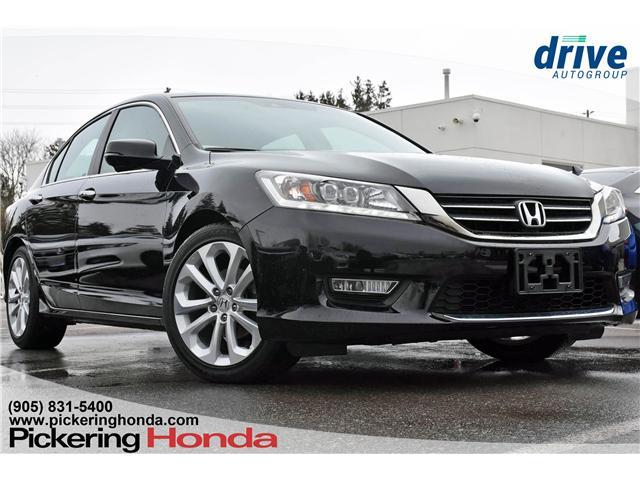 2013 Honda Accord Touring (Stk: U313A) in Pickering - Image 1 of 30