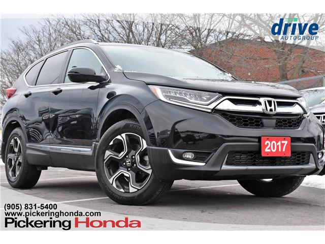 2017 Honda CR-V Touring (Stk: S853) in Pickering - Image 1 of 31