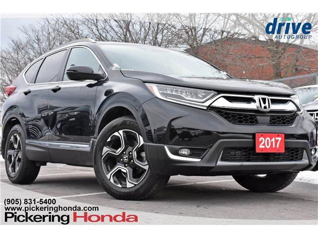2017 Honda CR-V Touring (Stk: S853) in Pickering - Image 1 of 31